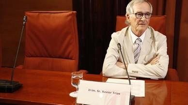 Interior mandó un avión a Suiza para rastrear la cuenta bancaria de Trias