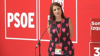 Una nova executiva del PSOE sense susanistes i amb gestos al PSC