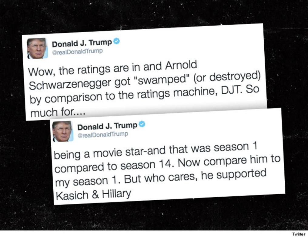 Trump, la presidència a cops de 140 caràcters