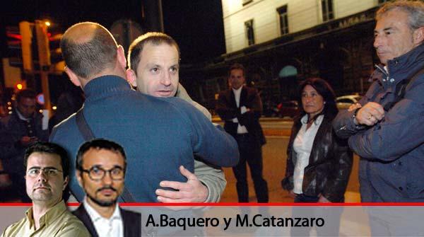 El apunte de Antonio Baquero y Michel Catanzaro.