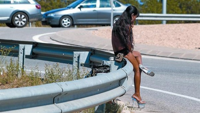 ver videos de prostitutas callejeras prostitutas follando en la carretera