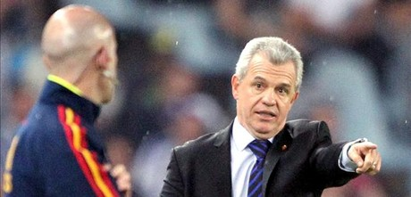 Javier Aguirre.