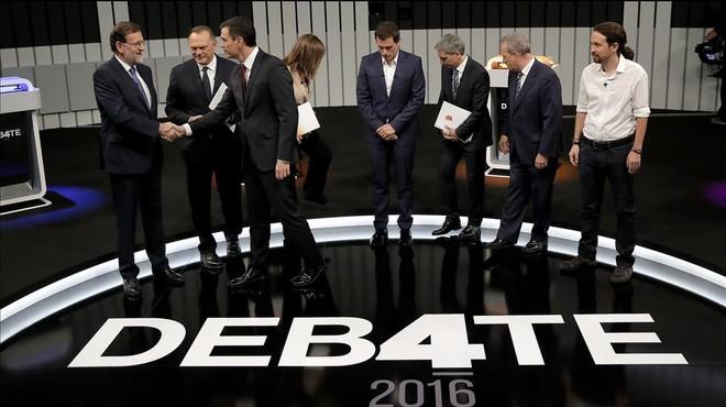El debat complica les expectatives de pacte(s)