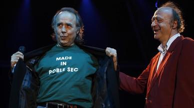 Serrat i Sisa se sumen al concert en suport als refugiats