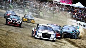 El Mundial de Rallycross arranca este fin de semana en Barcelona.