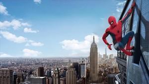 Imagen promocional de Spider-Man: Homecoming.
