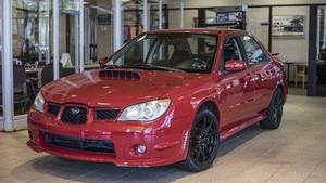 Subasta del Subaru WRX de Baby Driver
