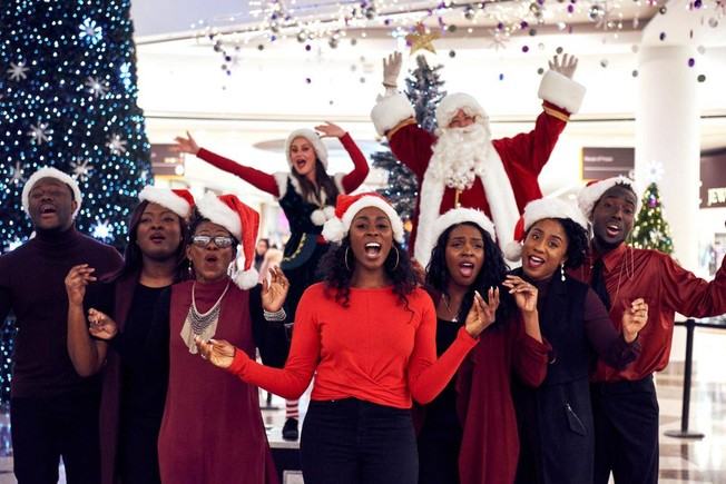 El London Community Gospel Choir ha grabado la canción navideña más feliz de la historia, según la ciencia: Loves not just for Christmas.