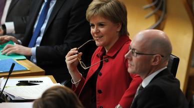 Escòcia: Sortir d'una unió per continuar en una altra