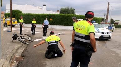 Un ciclista de 63 años fallece atropellado en Sils