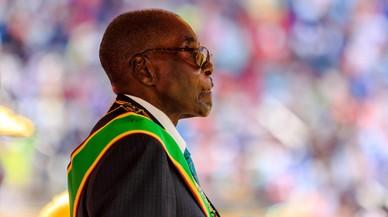 Mugabe, el líder més longeu