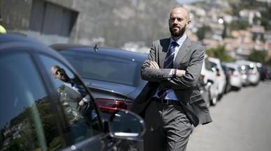 Juan de Antonio:«Un 'cabify' tributa 10 veces más que un taxi»