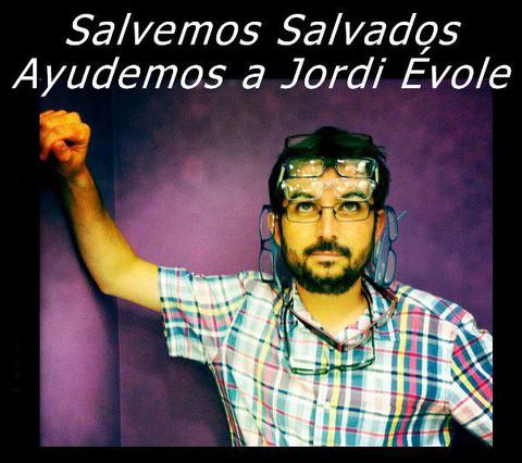 Campa�a de apoyo a Jordi �vole ante las quejas de una patronal el�ctrica por el 'Salvados' 'Oligopoly'