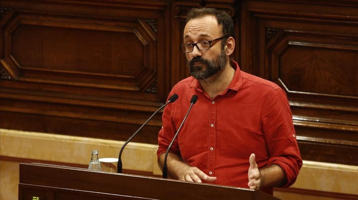 La CUP exige a Mas que deje de representar el 'procés' en el exterior