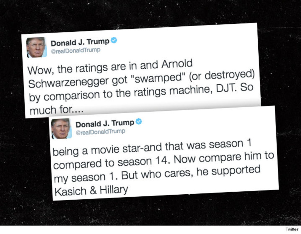 Trump, la presidencia a golpes de 140 caracteres