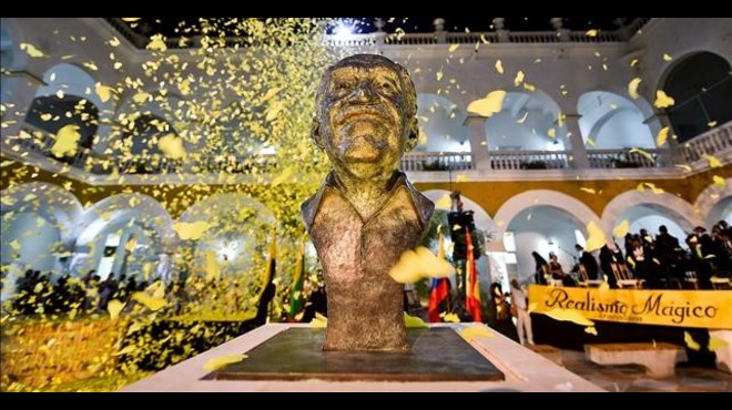 Cartagena de Indias acull les cendres de García Márquez