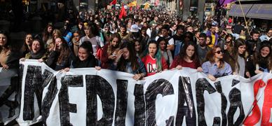 Estudiantes y profesores llaman a la huelga contra las rev�lidas