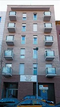 Altos cargos de ugt acaparan pisos protegidos en la vila ol mpica - Pisos de proteccion oficial barcelona requisitos ...