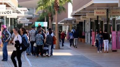 Més de 2,6 milions de persones visiten l'outlet de Viladecans durant el seu primer any