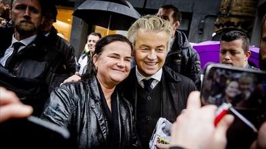 Holanda se queda sin discurso