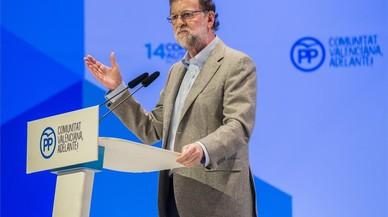 """Rajoy presumeix que Espanya ja no està en la """"indigència"""""""