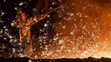 Els Estats Units imposen aranzels a set productors mundials d'acer