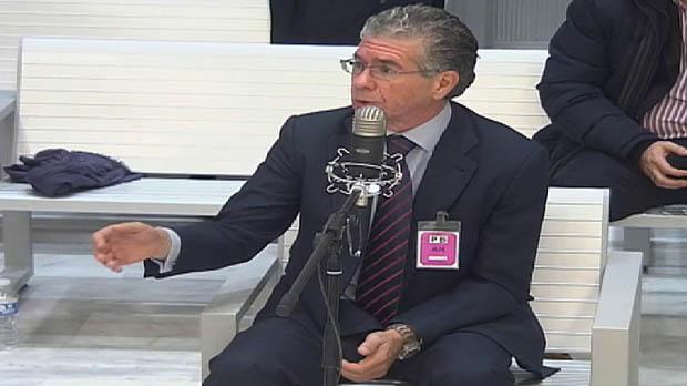 """Francisco Granados niega el chivatazo de 'Púnica': """"No me dijo nada de ninguna cámara"""""""