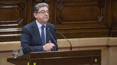 El TSJC cita como testigos del 'caso Forcadell' a Millo y diputados del PSC y Ciutadans