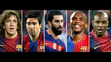 El cop atrapa diversos exjugadors i jugadors del Barça a Turquia