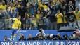 Exhibició de Neymar amb el Brasil