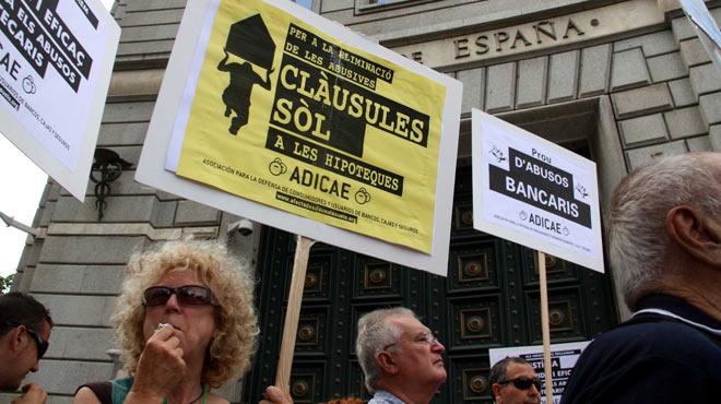Los bancos devolverán el dinero de las cláusulas suelo.