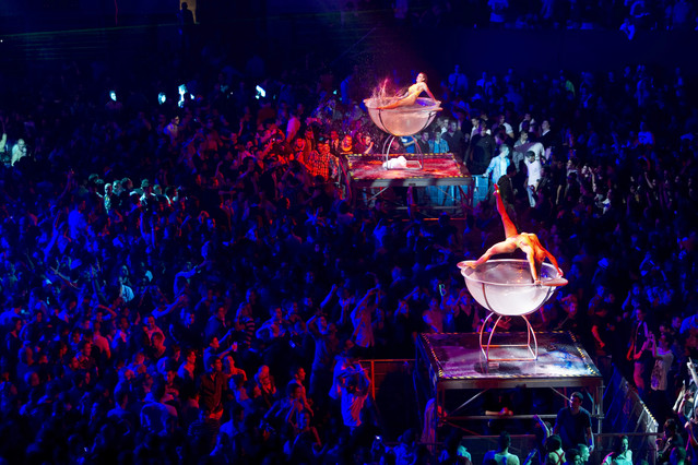 La crisis y el efecto Madrid Arena reducen las fiestas de Fin de A�o