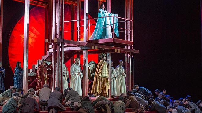 'Turandot' d'alçada a Peralada