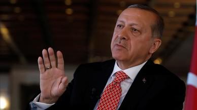 Turquia deté més de 1.000 suposats colpistes més
