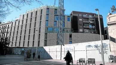El fiscal halla irregularidades en el hotel del Rec Comtal