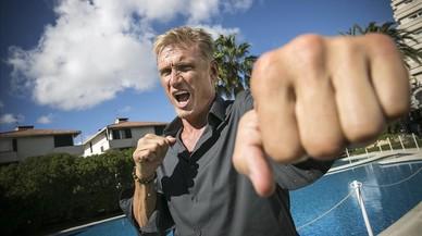 Dolph Lundgren, músculo veterano