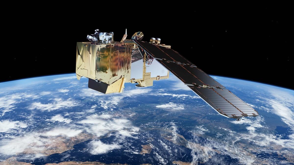Todo listo para el lanzamiento del segundo satélite ambiental Sentinel-2
