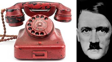 220.000 euros pel telèfon vermell de Hitler