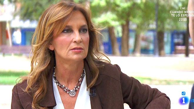 Patricia Gazta�aga ha regresado ('Cuesti�n de tiempo', TVE-1).