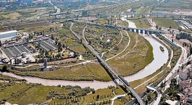L'AMB formarà part del Consorci del Parc Agrari del Baix Llobregat