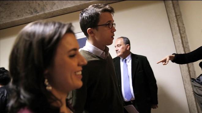 """Irene Montero: """"A Podem volem 'sorpassar' el PP i allargar la mà al PSOE"""""""