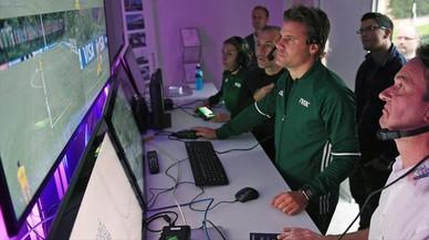 El videoarbitratge arribarà a la Copa del Rei