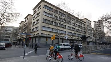La nova Audiència de Barcelona es construirà als antics jutjats del passeig de Lluís Companys
