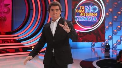 """Manel Fuentes: """"Sóc molt feliç de fer el tipus de televisió que m'agrada"""""""
