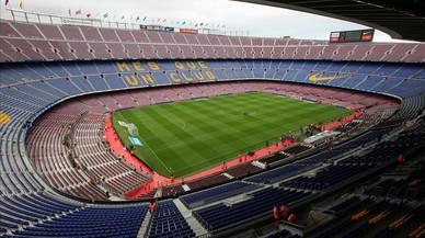 El Barça-Las Palmas es jugarà a porta tancada