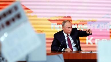 Putin concurrirá a las presidenciales de marzo como independiente