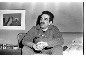 Gabriel García Márquez, homenajeado en el mundo de cine de Colombia