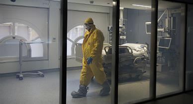 El segundo paciente aislado en el Cl�nic tampoco tiene �bola