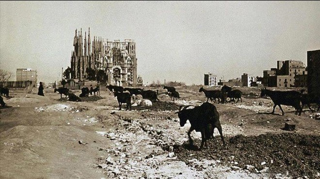 Els detectius de la història de Barcelona