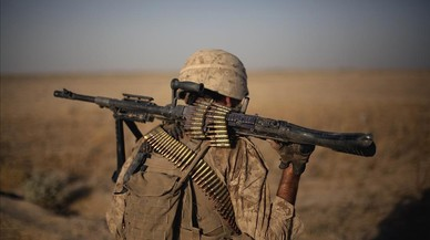 Escàndol als EUA per la distribució de milers de fotos de 'marines' despullades